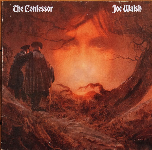 Rock/Pop Joe Walsh - The Confessor (VG+)