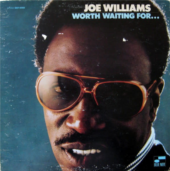Jazz Joe Williams - Worth Waiting For... (VG)