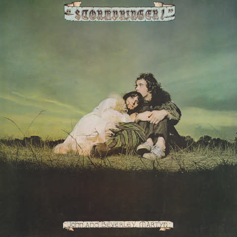 Folk/Country John And Beverley Martyn - Stormbringer! (VG)