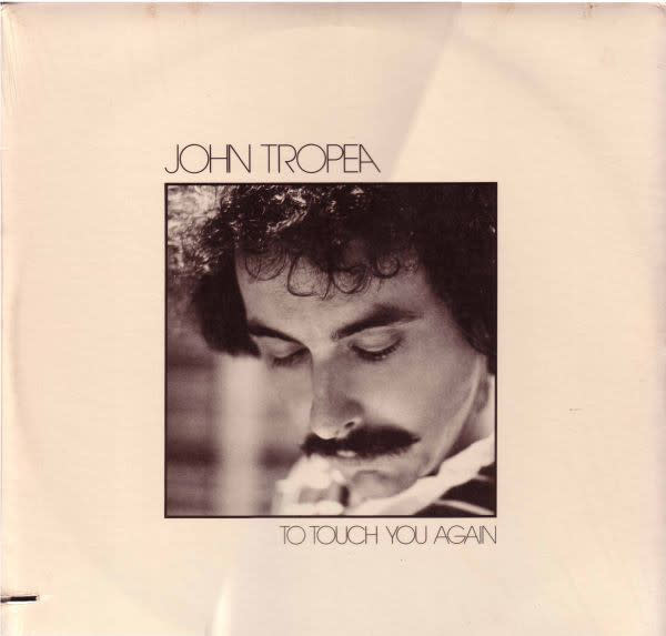 Jazz John Tropea - To Touch You Again (VG+)