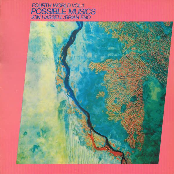 Experimental Jon Hassell / Brian Eno - Fourth World Vol. 1: Possible Musics (VG++)