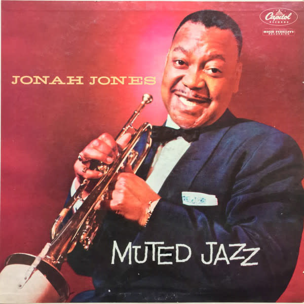 Jazz Jonah Jones - Muted Jazz (1957 US Mono) (VG)