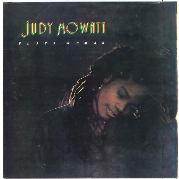 Reggae/Dub Judy Mowatt - Black Woman (VG++)