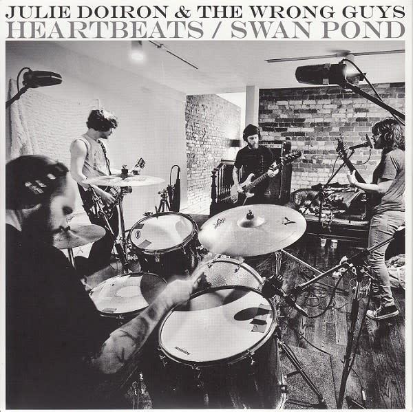 Rock/Pop Julie Doiron & The Wrong Guys - Heartbeats / Swan Pond
