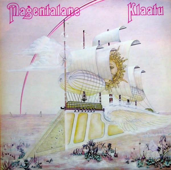 Rock/Pop Klaatu - Magentalane (VG+)