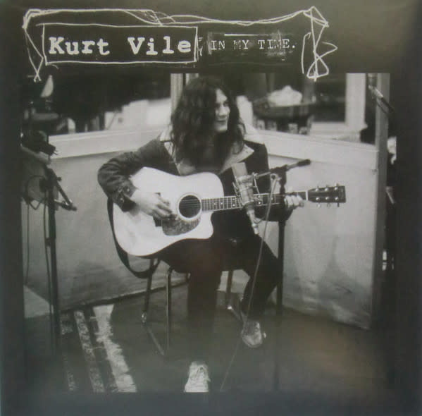 Rock/Pop Kurt Vile - In My Time (NM)