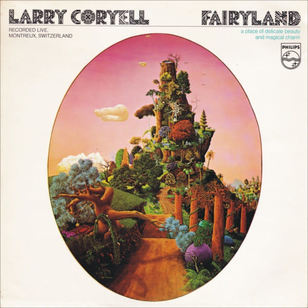 Jazz Larry Coryell - Fairyland (UK Press) (NM)