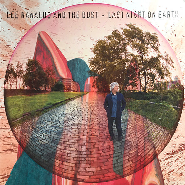 Rock/Pop Lee Ranaldo And The Dust - Last Night On Earth (NM)