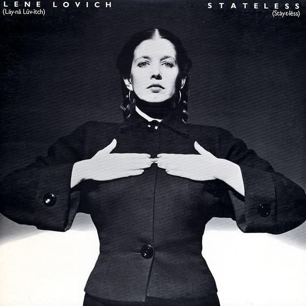 Rock/Pop Lene Lovich – Stateless (VG++)