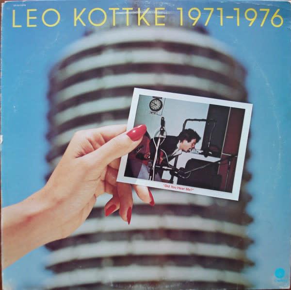 Folk/Country Leo Kottke - 1971-1976: Did You Hear Me? (VG)
