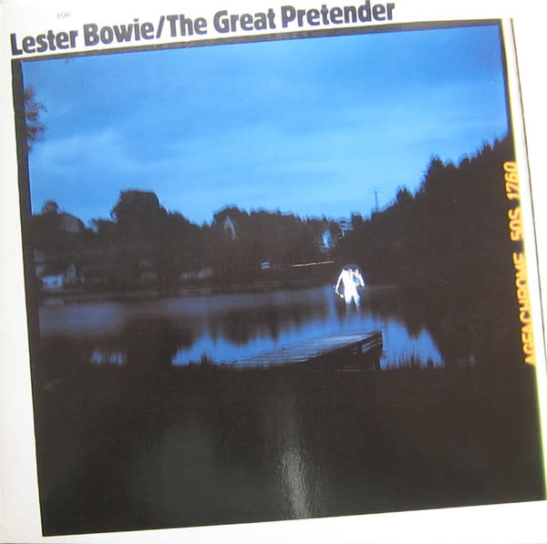 Jazz Lester Bowie - The Great Pretender (VG+)