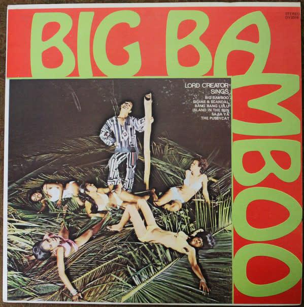 World Lord Creator - Big Bamboo (VG+)