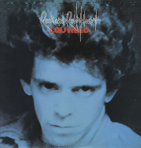Rock/Pop Lou Reed - Rock And Roll Heart (VG+)