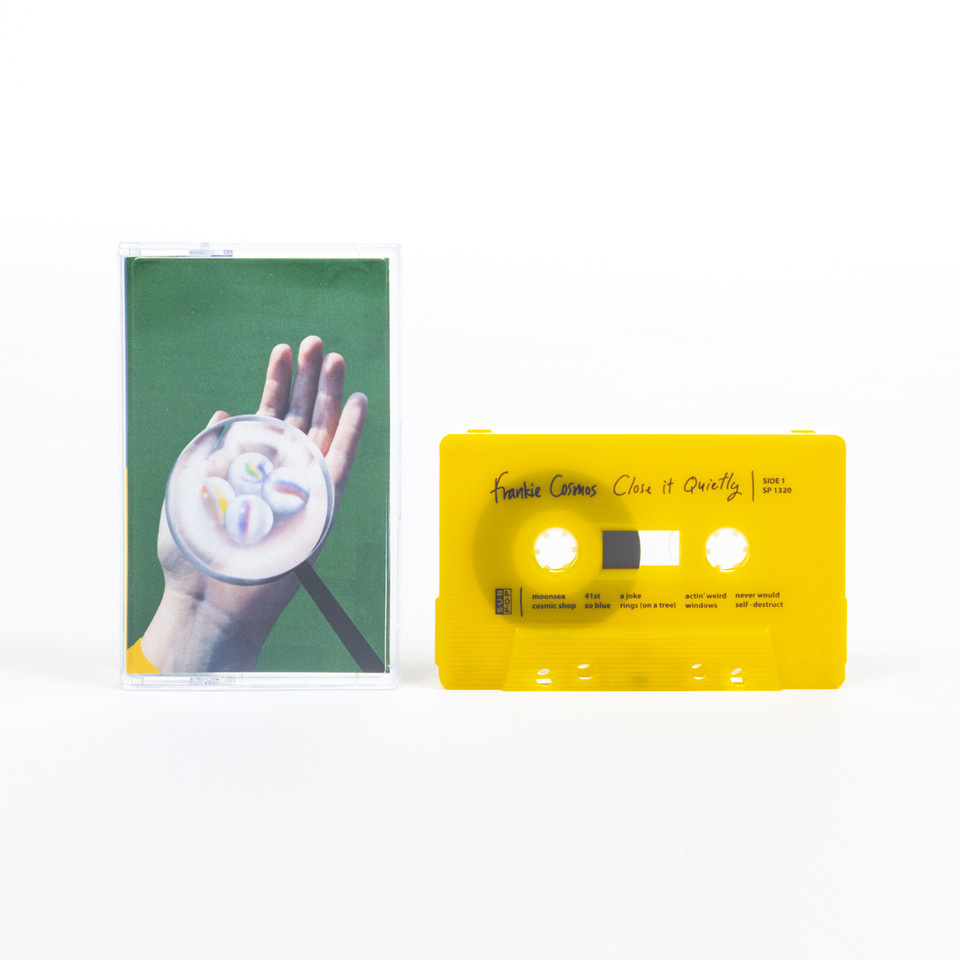 Rock/Pop Frankie Cosmos - Close It Quietly
