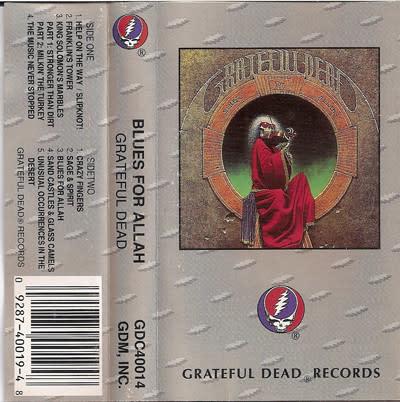 Rock/Pop Grateful Dead - Blues For Allah