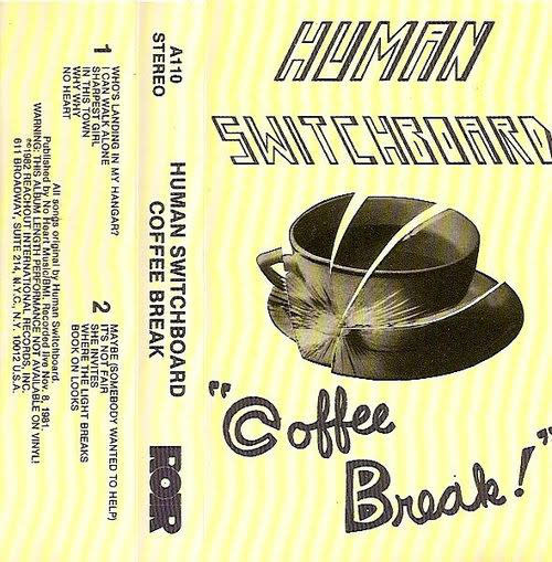 Rock/Pop Human Switchboard - Coffee Break