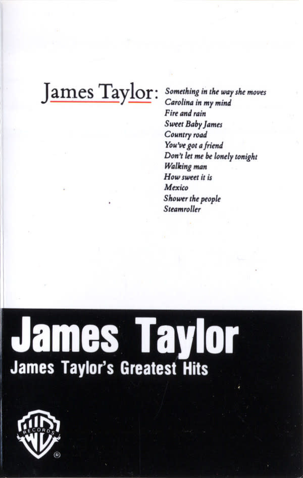 Rock/Pop James Taylor - Greatest Hits