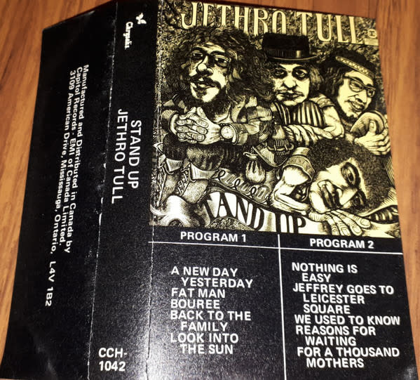 Rock/Pop Jethro Tull - Stand Up