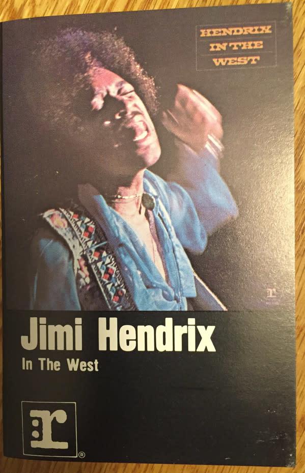 Rock/Pop Jimi Hendrix - In The West