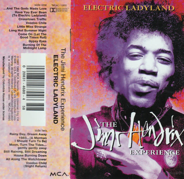 Rock/Pop Jimi Hendrix Experience - Electric Ladyland (Sealed)