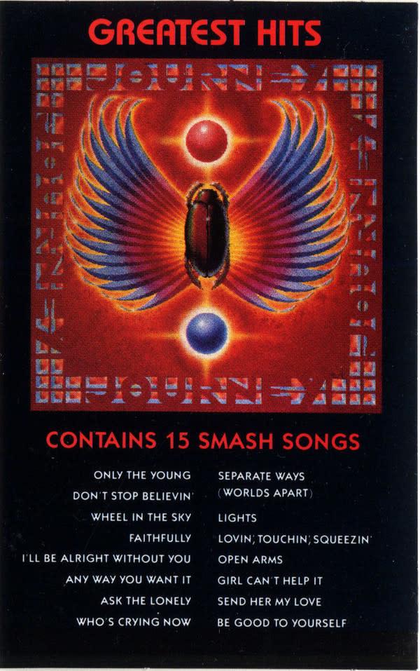 Rock/Pop Journey - Greatest Hits