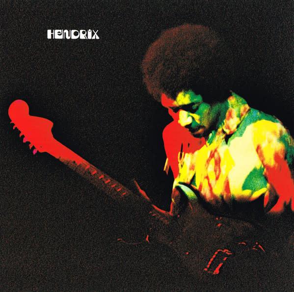 Jimi Hendrix - Band Of Gypsys