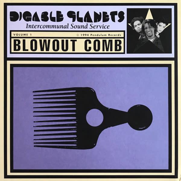 Hip Hop/Rap Digable Planets - Blowout Comb