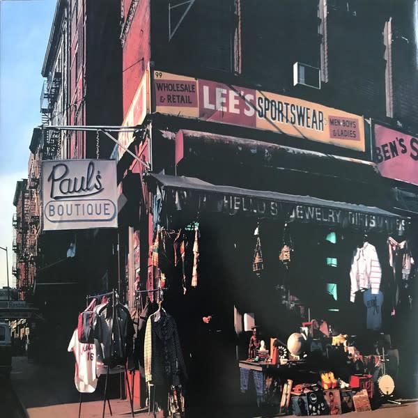 Hip Hop/Rap Beastie Boys - Paul's Boutique