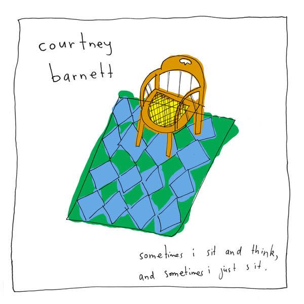 Rock/Pop Courtney Barnett - Sometimes I Sit And Think, And Sometimes I Just Sit