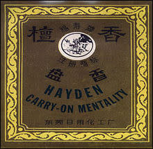 "Rock/Pop Hayden - Carry-On Mentality b/w Wasting My Days Away (7"" 1997) (VG++)"