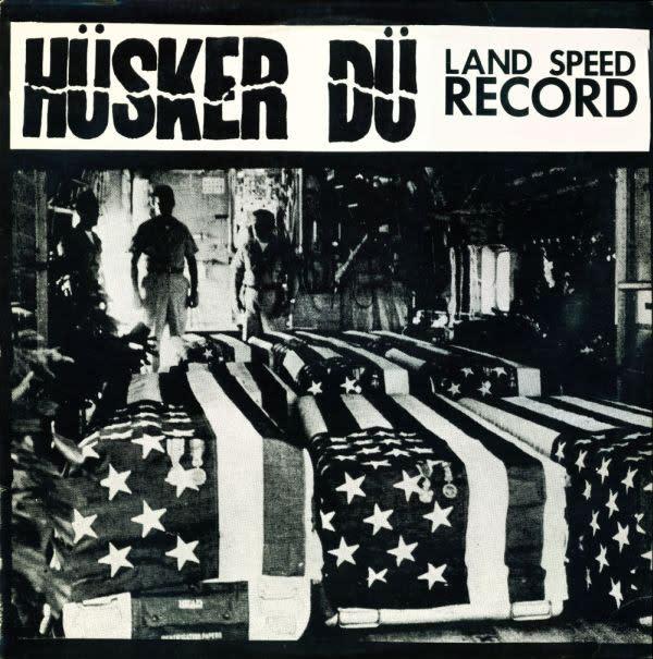 Rock/Pop Husker Du - Land Speed Record