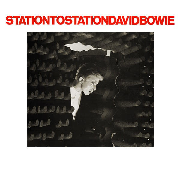 Rock/Pop David Bowie - Station To Station