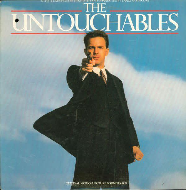 Soundtracks Ennio Morricone - The Untouchables (Soundtrack) (VG++)