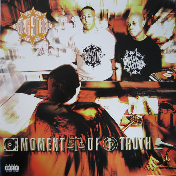 Hip Hop/Rap Gang Starr - Moment Of Truth (3LP)