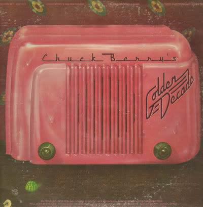 Rock/Pop Chuck Berry - Chuck Berry's Golden Decade (2LP VG+)