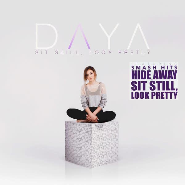 Rock/Pop Daya - Sit Still, Look Pretty (Lavender Vinyl) (NM)