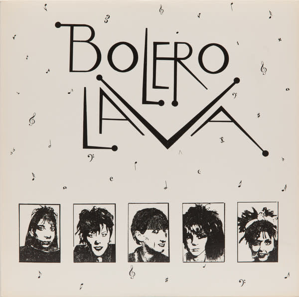 Rock/Pop Bolero Lava - Inevitable b/w Click Of The Clock (VG+)