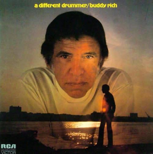 Rock/Pop Buddy Rich - A Different Drummer (VG+)