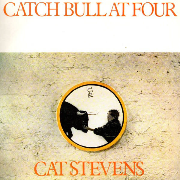 Rock/Pop Cat Stevens - Catch Bull At Four (UK Press) (VG)