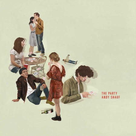 Rock/Pop Andy Shauf - The Party