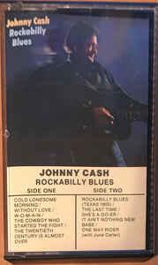 Folk/Country Johnny Cash - Rockabilly Blues