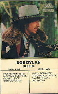 Rock/Pop Bob Dylan - Desire