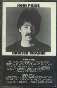 Rock/Pop John Prine - Bruised Orange
