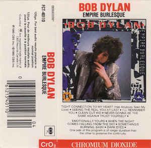 Rock/Pop Bob Dylan - Empire Burlesque