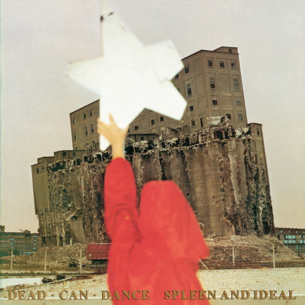 Rock/Pop Dead Can Dance - Spleen And Ideal
