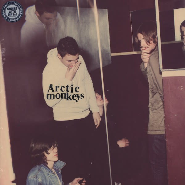 Rock/Pop Arctic Monkeys - Humbug