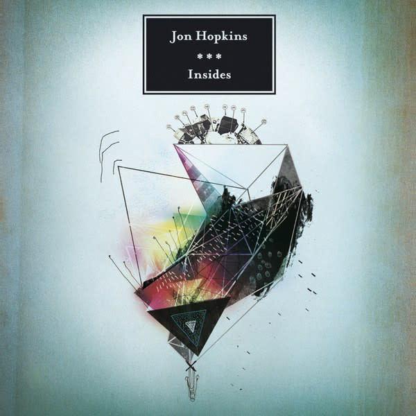 Electronic Jon Hopkins - Insides