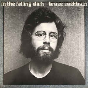 Rock/Pop Bruce Cockburn - In The Falling Dark (VG ++)