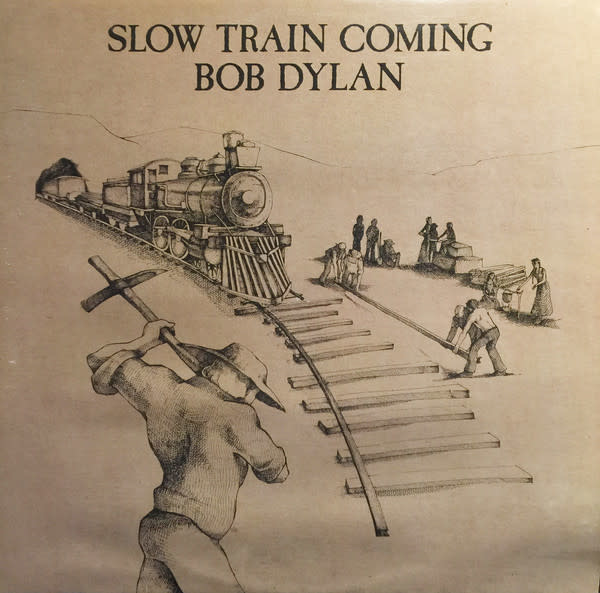 Rock/Pop Bob Dylan - Slow Train Coming (NM)