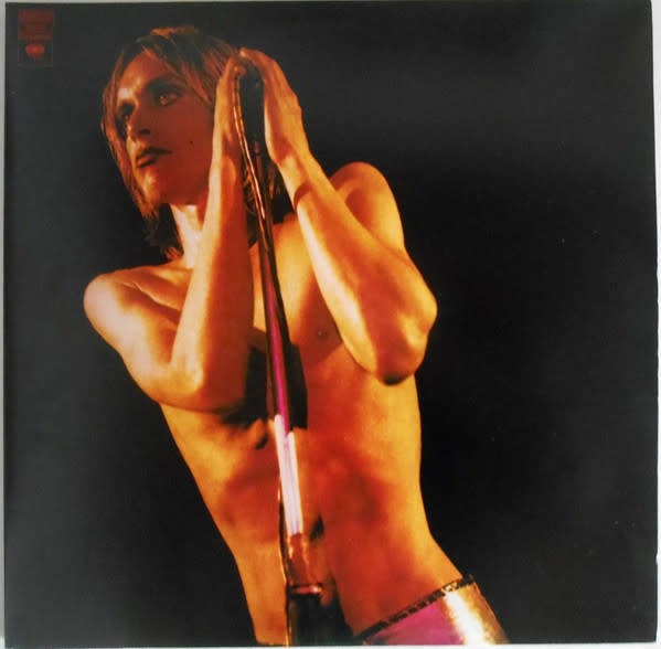 Rock/Pop Iggy And The Stooges - Raw Power (2LP)